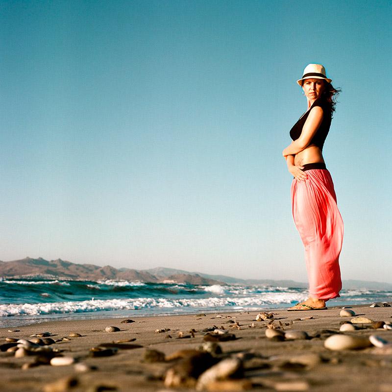 Grecja Kos 2012 - Asia na plaży (web szer 800px)