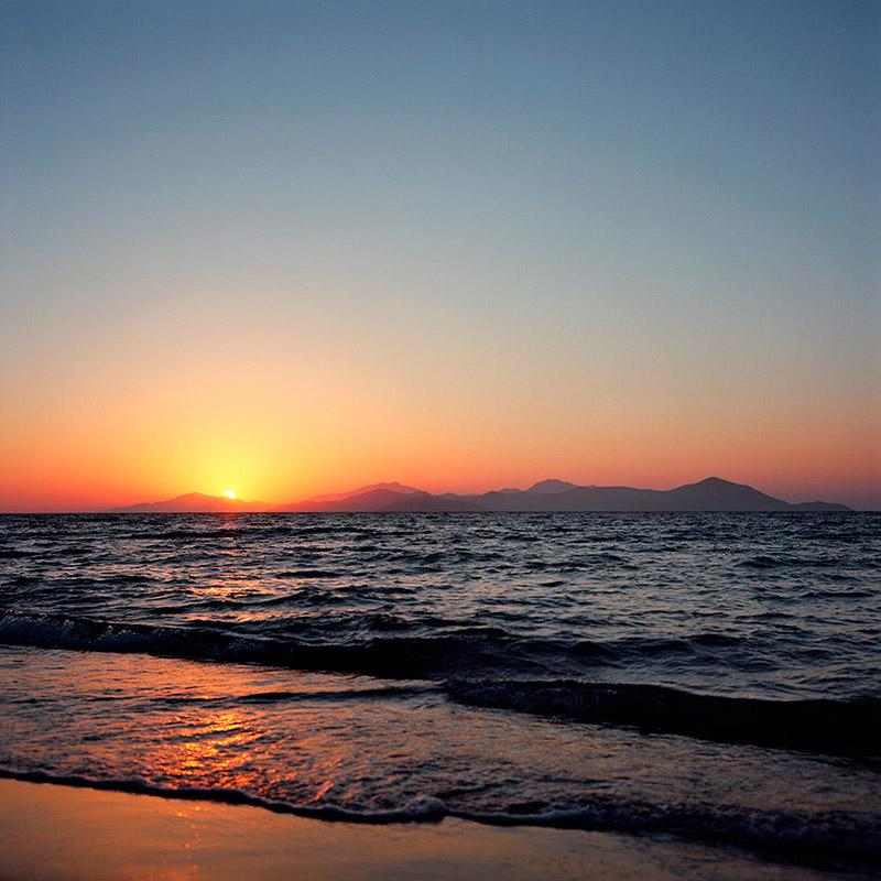 Grecja Kos 2012 - zachód słońca (web szer 800px)